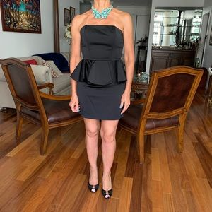🥂 Medium - Brand New w Tag Black Cocktail Dress